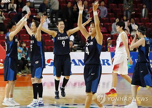 баскетбол южная корея мужчины турнирная таблица